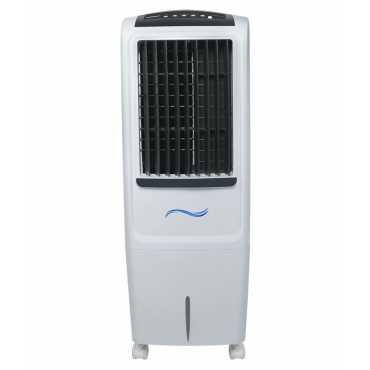 Maharaja Whiteline Bizzard DLX 20L Air Cooler - White