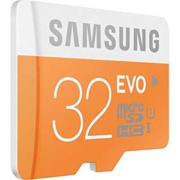 Samsung Evo 32GB MicroSDHC Class 10 48MB s Memory Card
