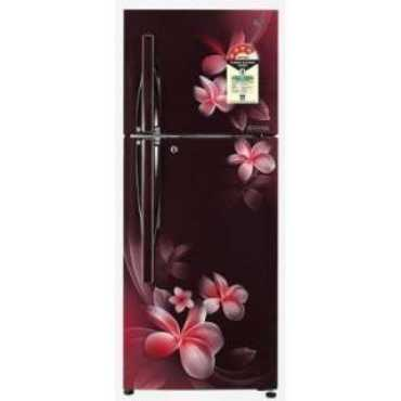 LG GL-T292RSPN 260 L 4 Star Frost Free Double Door Refrigerator