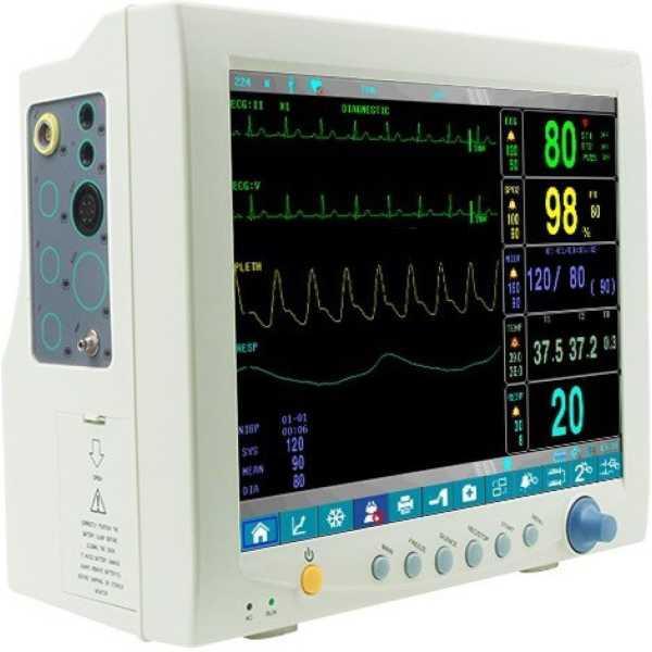 Contec CMS-7000 Pulse Oximeter - White