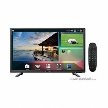 Daiwa D32C4S 31.5 Inch HD Ready Smart LED TV (With Web Cruiser Remote) - Black