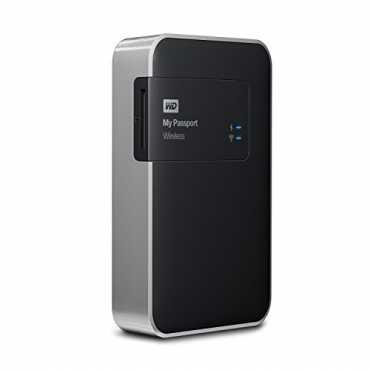 WD My Passport Wireless 2 TB External Hard Disk