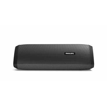 Philips BT122/94 Portable Bluetooth Speaker - Black