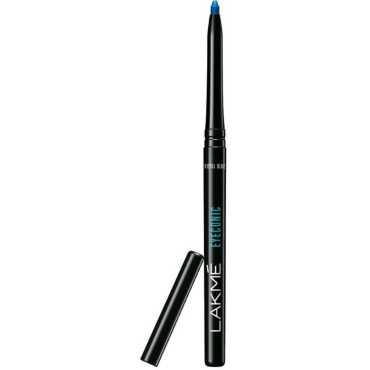 Lakme  Eyeconic Kajal Pencil (Blue) - Blue