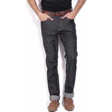 Skinny Men's Black Jeans