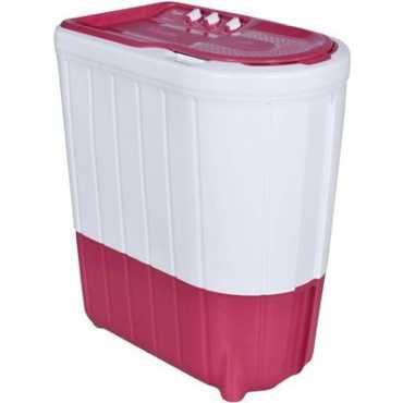 Whirlpool Superb Atom 60I 6 kg Semi Automatic Washing Machine - Pink | Purple | White