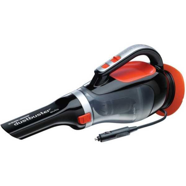 Black & Decker ADV1220 Car Vacuum Cleaner - Black