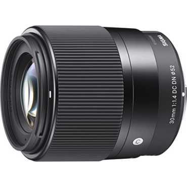 Sigma 30mm f/1.4 DC DN Contemporary Lens (For Sony E-mount) - Black