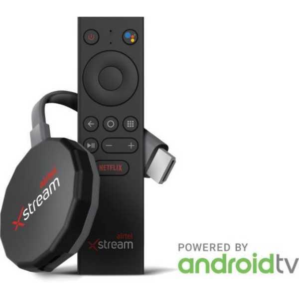 Airtel Xstream Smart Stick Media Streaming Device