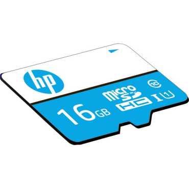 HP MI210 U1 16GB MicroSDHC Class 10 80MB s Memory Card