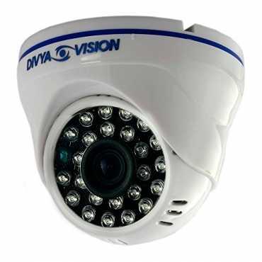 Divya Vision DV-DAH406W Dome CCTV Camera