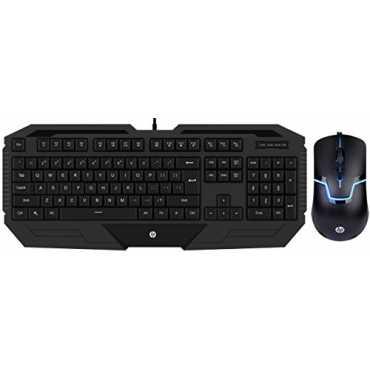 HP (GK1000) Gaming Keyboard & Mouse Combo - Black