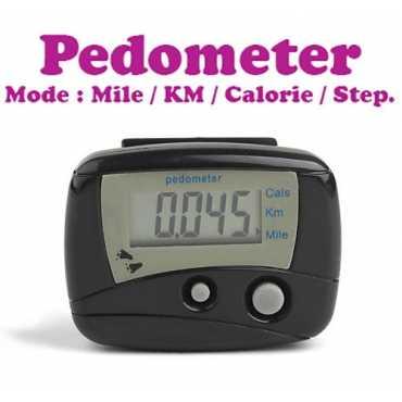 Gadget Hero's Digital II LCD Pedometer Step Counter