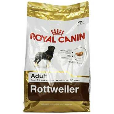 Royal Canin Rottweiler Adult Chicken Dog Food 3 kg