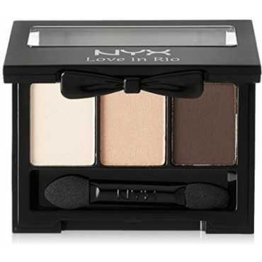 NYX Cosmetics Love In Rio Shadow Palette (Moonlit Skinny Dip)