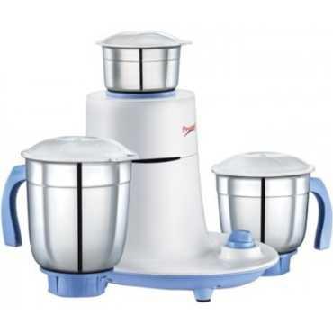 Prestige Mist 550W Mixer Grinder - White