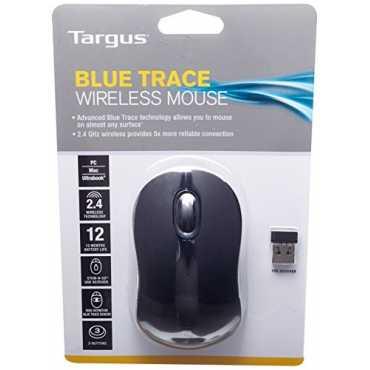 Targus 2.4GHz Optical Wireless Mouse - Grey