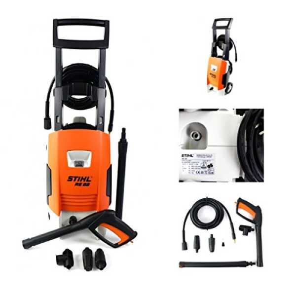 STIHL RE 88 Compact high-pressure cleaner - Orange