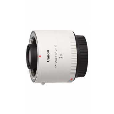 Canon Extender EF 2xIII Lens - White