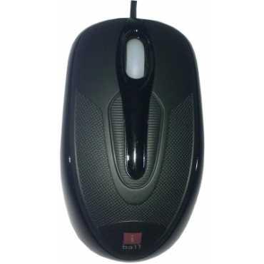 iBall Opti Smart USB 2.0 Mouse - Blue