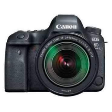 Canon EOS 6D Mark II DSLR Camera EF 24-105mm f 3 5-f 5 6 IS STM Kit Lens