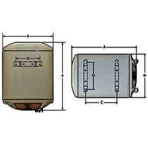 Venus Mega Plus 25EV 25 Litres Storage Water Geyser