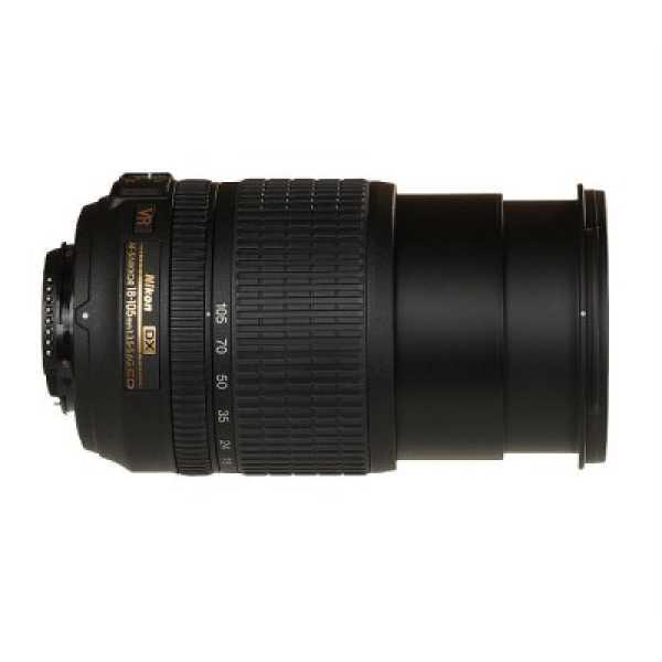 Nikon AF-S DX NIKKOR 18-105mm f 3 5-5 6G ED VR Lens