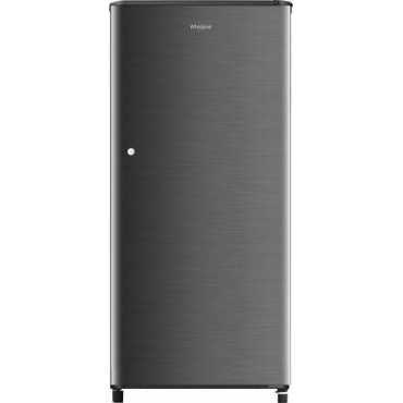 Whirlpool WDE 205 CLS PLUS 190 L Direct Cool Single Door 4 Star Refrigerator(Magnum Steel)