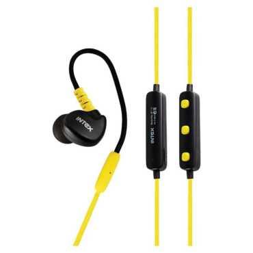 Intex BT-13 Bluetooth Headset - Black | Yellow | Green