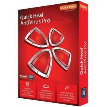Quick Heal Antivirus Pro 2016 1PC 1Year