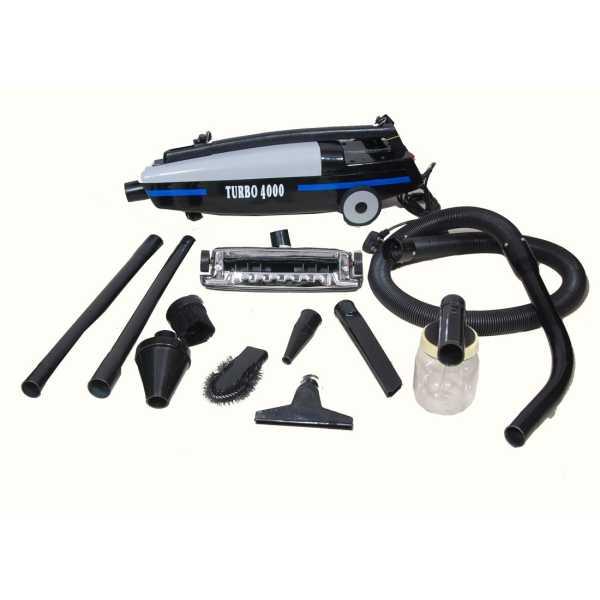 Turbo 4000  Boost Plus Dry Vacuum Cleaner