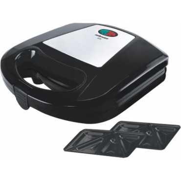Mellerware ST01 2 Slice Sandwich Maker - Black