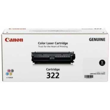 Canon 322Y Yellow Toner Cartridge - Yellow