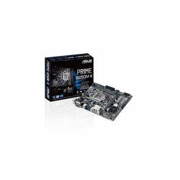 Asus Prime B250M-K 5X DDR4 Motherboard