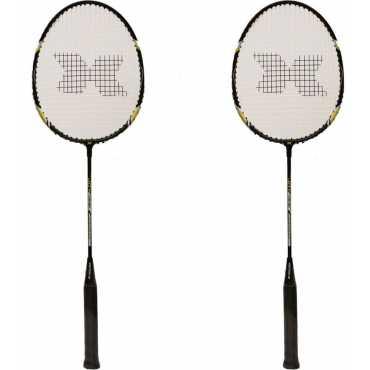 Vector X X VXB 490 G3 Strung Badminton Racquet Pack of 2