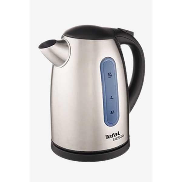 Tefal Express 1.7 Litre Eletric kettle - Silver | Grey