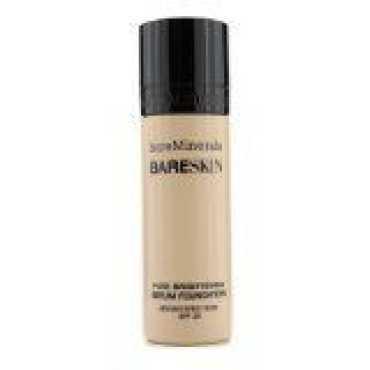 Bare Escentuals BareSkin Pure Brightening Serum Foundation SPF 20 02 Bare Shell