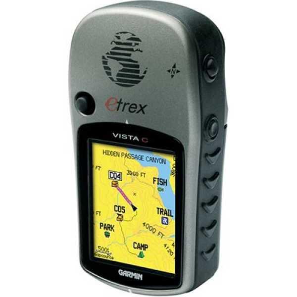 Garmin eTrex Vista C GPS Navigation Device