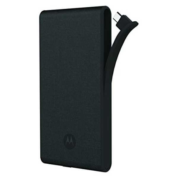 Motorola P5100 Canvas 5100mAh Power Bank