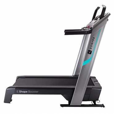 Domyos E Shape Booster Treadmill - Grey