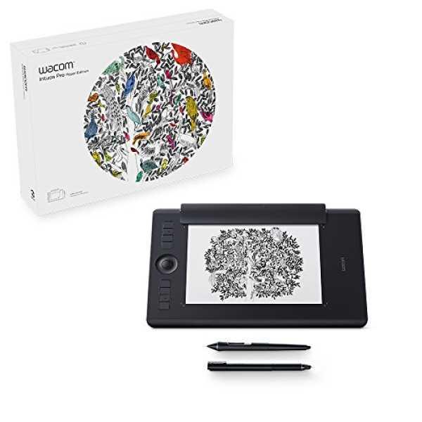 Wacom Intuos Pro PTH660P Input Tablet
