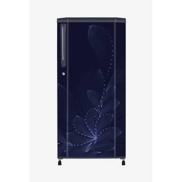 Haier HRD-1903BMO-E 190 L 3 Star Single Door Refrigerator