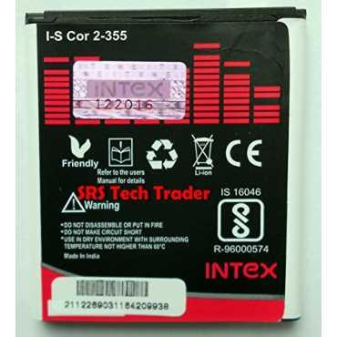 Intex 2000mAh Battery (For Samsung Galaxy Core 2)