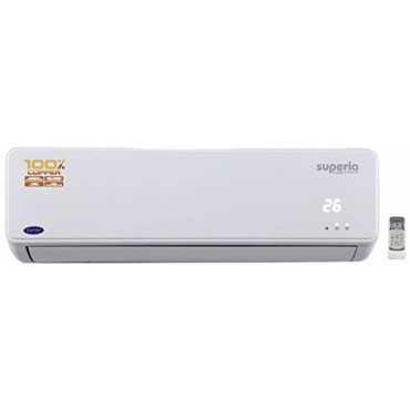 Carrier Midea Superia Plus K+ 1.5 Ton Inverter Split Air Conditioner - White