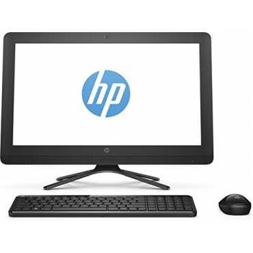 HP 20-C205IL (Intel Celeron,4GB,1TB,DOS) All In One Desktop - Black