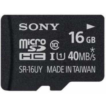 Sony SR-16UY2A 16GB Class 10 MicroSDHC Memory Card