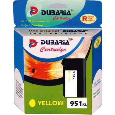 Dubaria 951 Xl Yellow Ink Cartridge