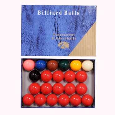 JBB Xin Kang Snooker Billiard Balls Set of 22