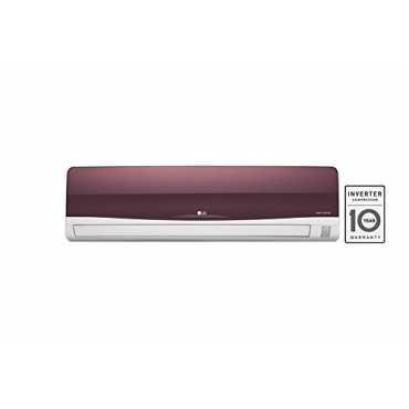 LG Q12TWXD 1 Ton 3 Star Split Air Conditioner - White | Brown