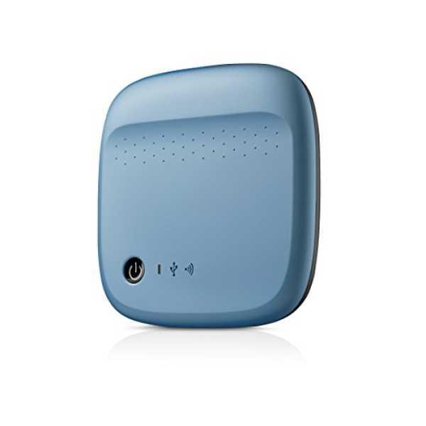 Seagate (STDC500401) 500GB Wireless External Hard Disk